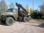 Продается Лесовоз УРАЛ4320 с гидроманипулятором