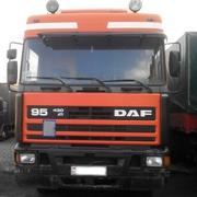 DAF с полуприцепом-1996