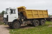Все виды работ самосвалами МАЗ 5516 грузоподъемность 20 тонн. 3 авто