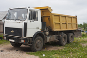 Услуги самосвала МАЗ 5516 грузоподъемность 20 тонн. 3 авто