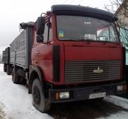 Продам МАЗ 53363 с прицепом
