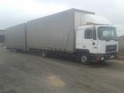 МАН,  паровоз(2+2),  легковес