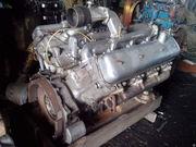 ЯМЗ-238 М 2. Двигатель после ремонта.