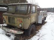 Подаю бортовой автомобиль ГАЗ-66 1980 г с документами