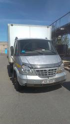 ГАЗ-33104 Валдай фургон